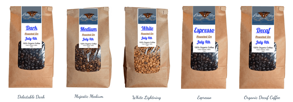 Fresh Organic Bean Online Coffee