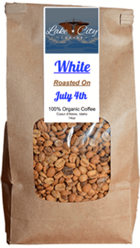 Whole Bean White Coffee