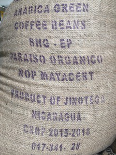 Nicaragua beans