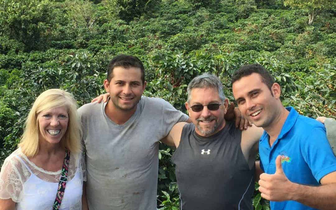A Costa Rican Coffee Plantation Tour