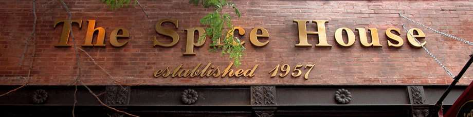 The Spice House – Better Than Coffee?